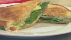 Good Day Cooks: Avocado Grilled Cheese