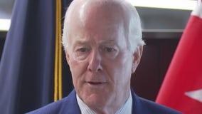 Cornyn says high stakes politics stalls big-ticket issues