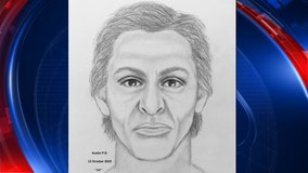 APD releases composite sketch of suspect who assaulted woman along greenbelt