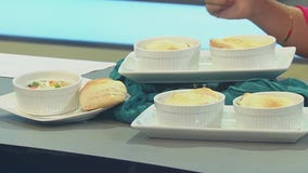 Good Day Cooks: Healthier Chicken Pot Pie