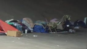 Abbott: TxDOT to start cleaning underpass homeless camps as soon as Monday