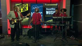 Music in the Morning: The Disciples of Joy