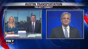 FOX 7 Discussion: Mayor Adler on Project Connect