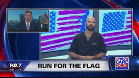 FOX 7 Care Force: Run for the Flag at Camp Mabry