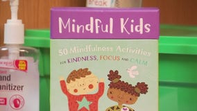 FOX 7 Class Act: Mindfulness at Baldwin Elementary