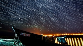 2 meteor showers to light up the sky this week back-to-back