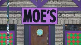 East Austin bar transforms into Moe's Tavern from The Simpsons