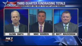 FOX 7 Discussion: Congressional fundraising