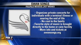 Swan Songs fulfills musical last wishes