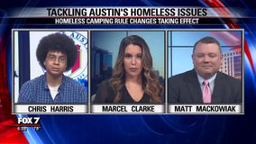 FOX 7 Discussion: Homeless camping changes