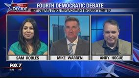 FOX 7 Discussion: Fourth Democratic Debate