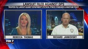FOX 7 Discussion: DPS waistline lawsuit