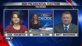 FOX 7 Discussion: Trump holds 2020 rally in Dallas