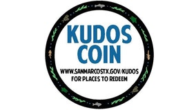 "San Marcos launches ""Kudos Coin"" program"
