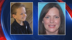 Investigators: Waxahachie 6-year-old at center of Amber Alert died from inhaling toxic fumes
