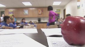 Teachers, staff at Harper Elementary School make video for students