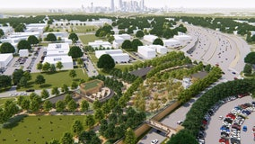 First $1 million raised to build deck park over Interstate 35 near Dallas zoo
