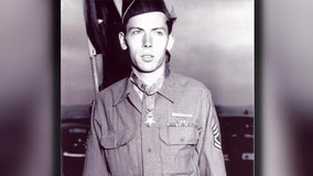Francis Currey, one of three remaining WWII Medal of Honor recipients, dies at 94