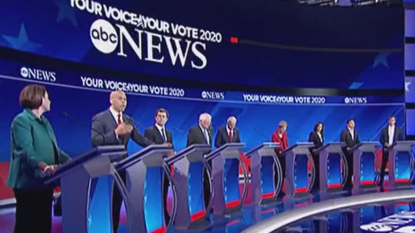 FOX 7 Discussion: Democratic debate in Ohio