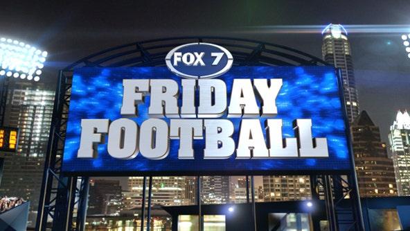 2019 FOX 7 Friday Football Scores - Week 8
