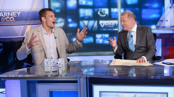 Rob Gronkowski making his debut as NFL analyst on FOX