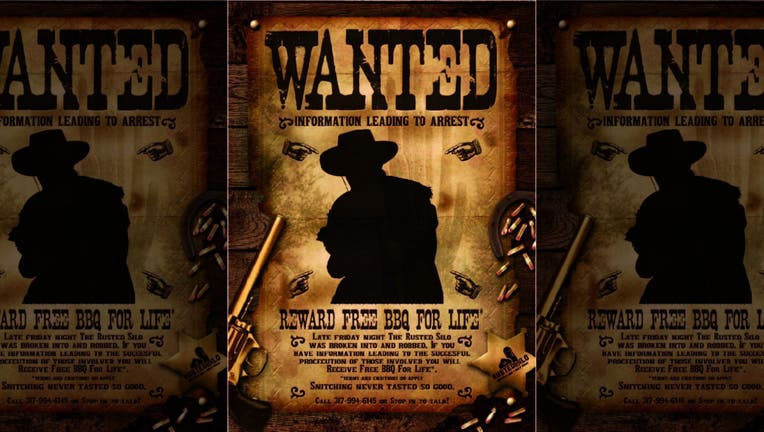 """""""Snitching never tasted so good,"""" reads the message on a """"Wanted"""" poster shared on the restaurant's website. (Rusted Silo Southern BBQ and Brewhouse)"""
