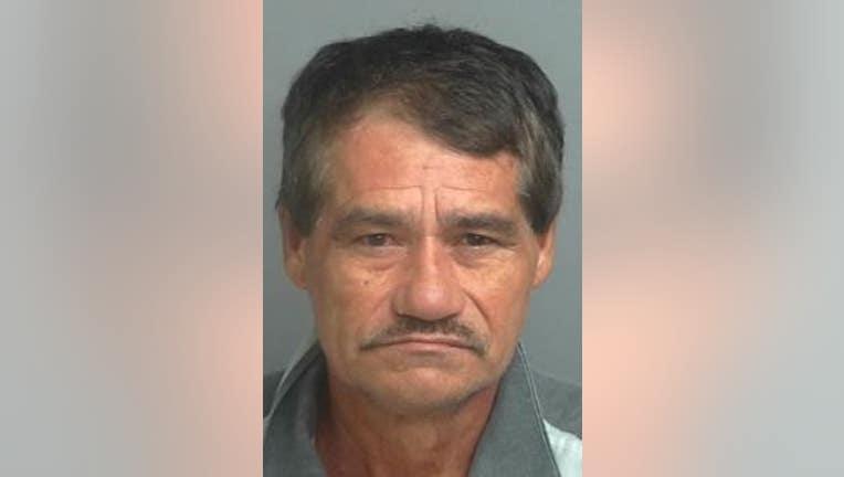 Adalberto Galvez Agustin, suspect arrested in