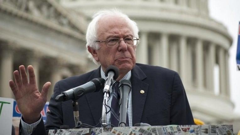 U.S. Sen. Bernie Sanders (D-Vermont)