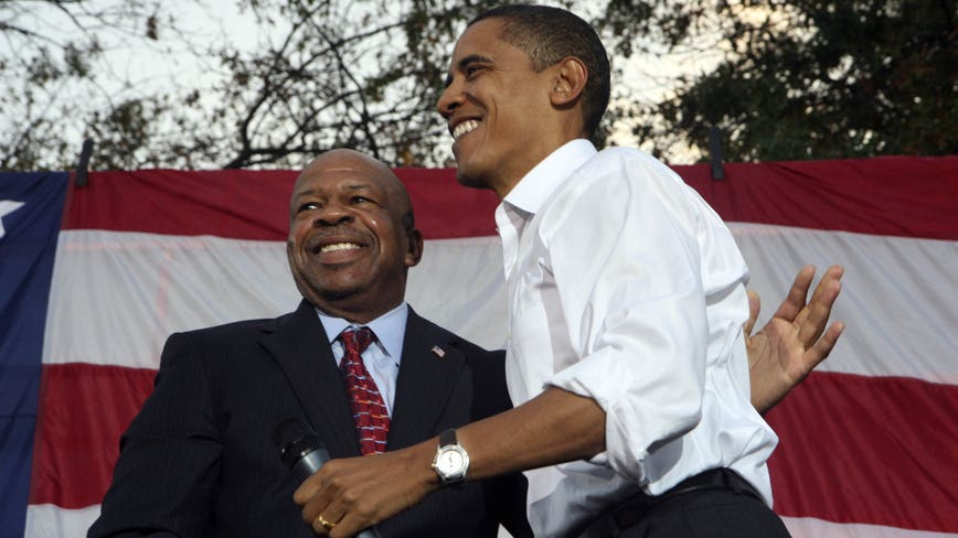 Former President Barack Obama to deliver remarks at US Rep. Elijah E. Cummings' funeral: report