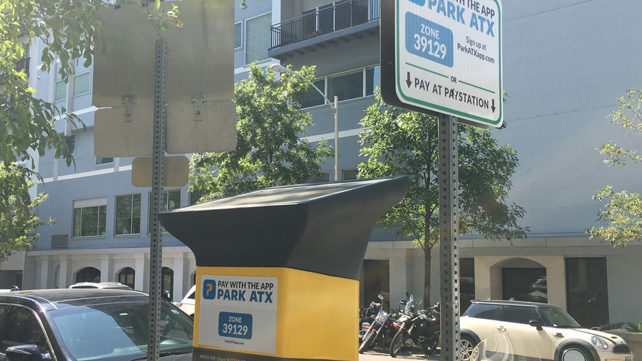 Some Park ATX customers charged for previously unbilled parking charges