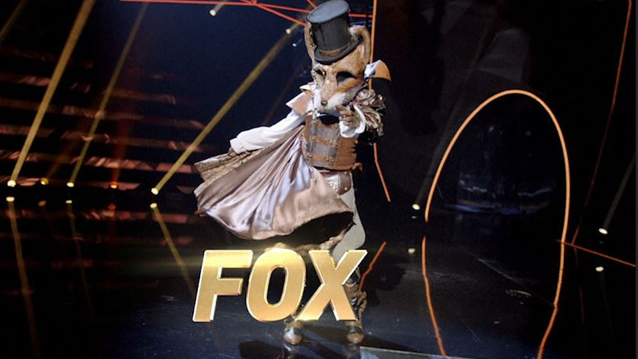 Out of all the costumes dotingly handcrafted for 'The Masked Singer' Season 2, the fox took the longest to create.