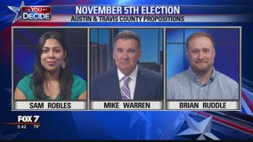 FOX 7 Discussion: Local propositions on ballot this Election Day