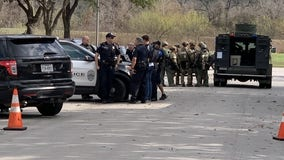 3-hour APD, SWAT standoff in East Austin ends peacefully