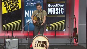 Music in the Morning: Jeremie Albino