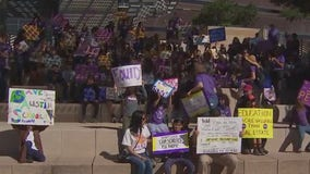 Pease Elementary students fight to keep historic school from AISD closure list