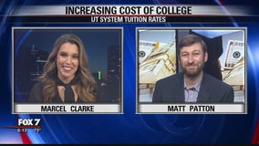 FOX 7 Discussion: UT system approves tuition hike