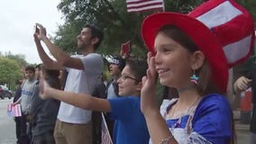Austin Veterans Day Parade honors those who serve