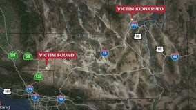 Father, daughter arrested for allegedly kidnapping, assaulting, leaving woman to die in Antelope Valley