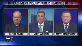 FOX 7 Discussion: Impeachment inquiry hearings begin