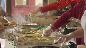 Salado church volunteers serve up warm meals, smiles at I-35 rest stops