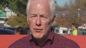 Sen. Cornyn predicting impeachment showdown ends in no vote