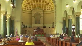 Historic downtown Austin church celebrates 90th anniversary