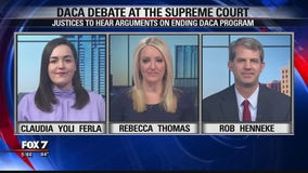 FOX 7 Discussion: DACA debate at the Supreme Court