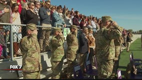 Local Texas National Guard prepare for deployment