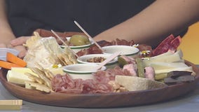 Good Day Cooks: Meat and cheese board