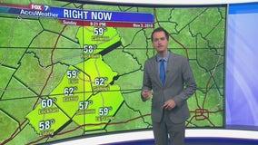Evening weather forecast for November 3, 2019