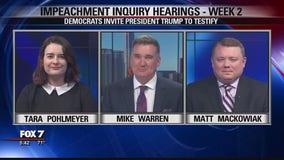 FOX 7 Discussion: Democrats invite President Trump to testify