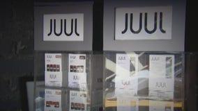 Juul stops US sales of mint e-cigarette pods