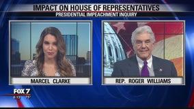 FOX 7 Discussion: Rep. Roger Williams on impeachment inquiry
