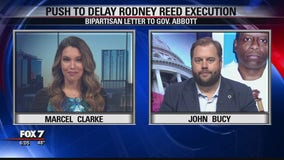 FOX 7 Discussion: State Rep. John Bucy on Rodney Reed case